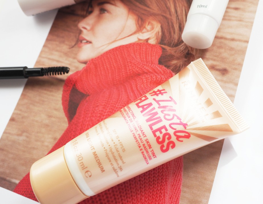 Rimmel #InstaFlawless Perfecting, Radiant Skin Tint