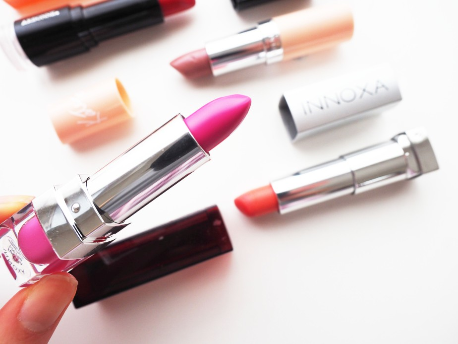 OUR WEEK IN LIPSTICKS