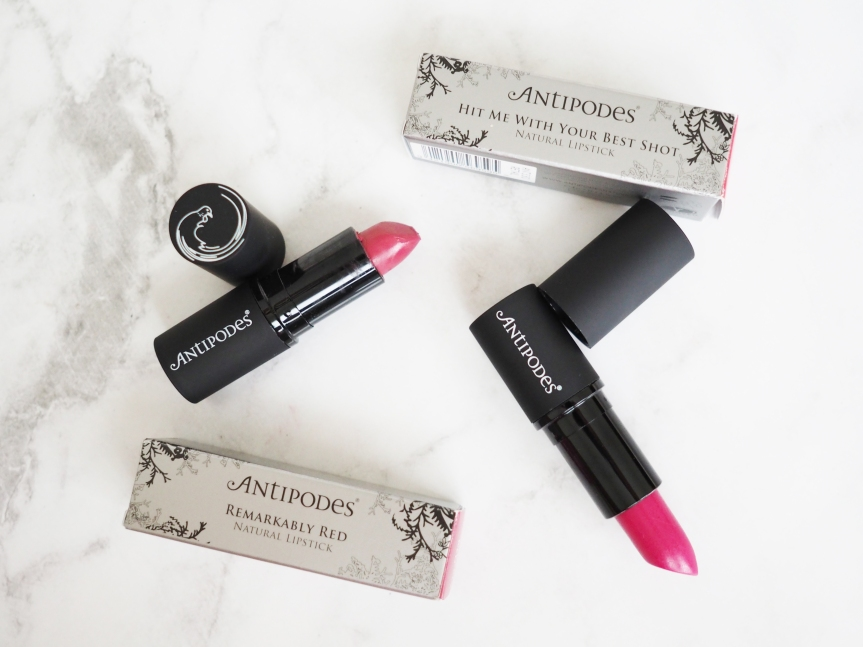 Antipodes Natural Lipstick