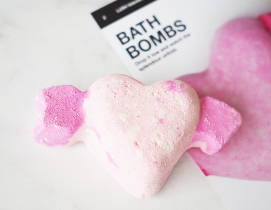 LUSH VALENTINE'S DAY COLLECTION LIMITED EDITION 2017