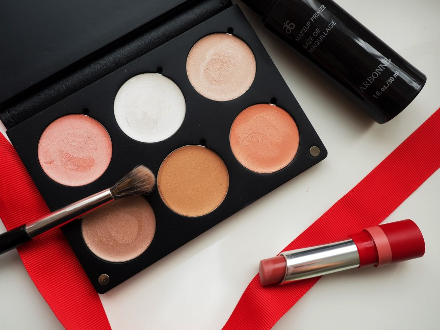 ALL THAT GLOWS| YOUNGBLOOD ILLUMINATING PALETTEREVIEW