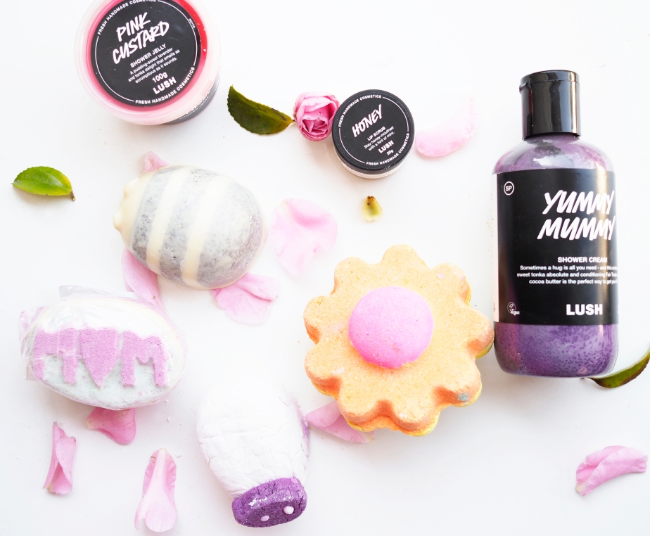 MUM'S THE WORD | LUSH REVIEW